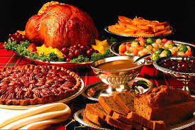 picture of thanksgiving food