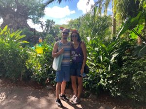 Dr. Zach Cohen and Dr. Debra Rios