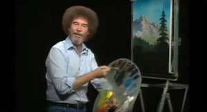 Picture of Bob Ross
