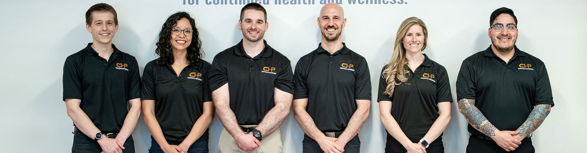 Picture of Cohen Health & performance team